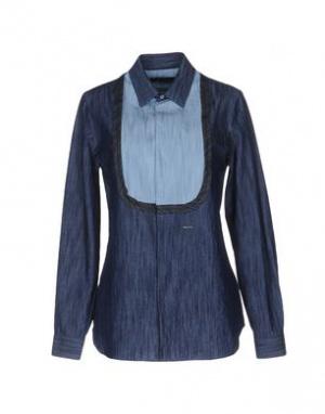 Джинсовая рубашка, DSQUARED2, 40it