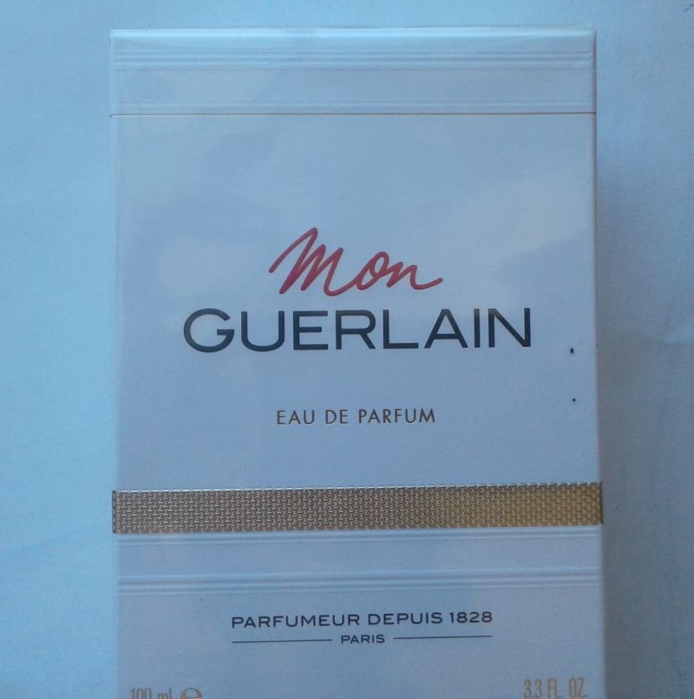Парфюмерная вода Mon Guerlain 100 мл.
