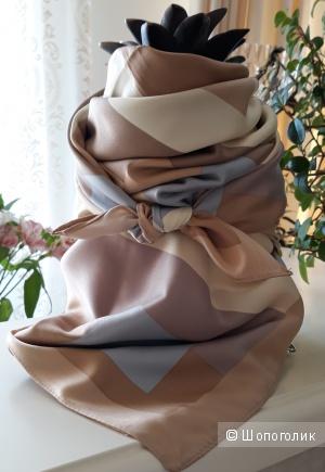 Шёлковый платок 90*90