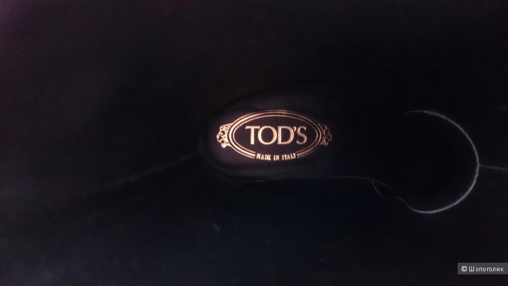Сапоги Tod's,  размер 37,5