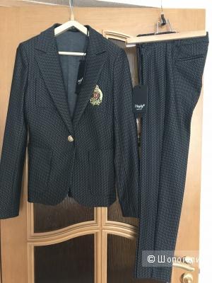Костюм Maryley, размер:  пиджак S, брюки  XS