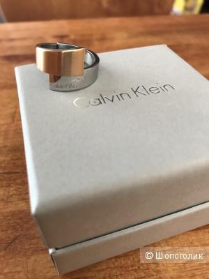 Кольцо Calvin Klein, размер 17,5