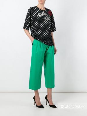 Укороченные брюки Dolce & Cabbana , 40 IT раз.