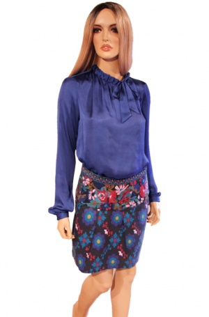Комплект блузка (44-46М) и юбка Rosalita Mc Gee (42-44S)