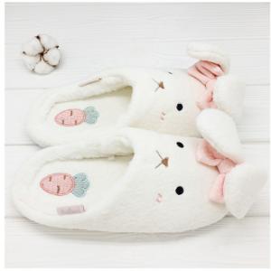 "Тапочки ""Кролики"" Halluci, размер 38-39"