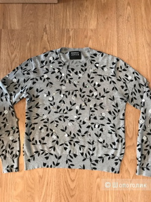 Пуловер MARKUS LUPFER, размер L, на 46 российский