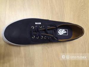 Кеды Vans Authentic Decon Leather Shoes, размер men US 11