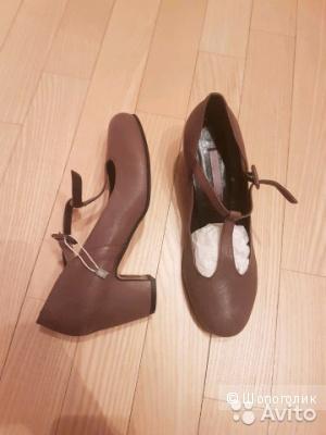 Туфли лодочки ROSAMUNDA, кожа, 37
