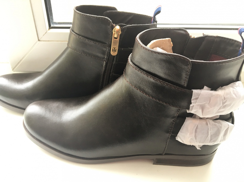 Ботинки Tommy Hilfiger, 40 р-р