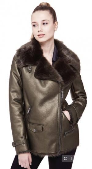 Байкерская куртка Marciano guess, 44us (48-50rus)
