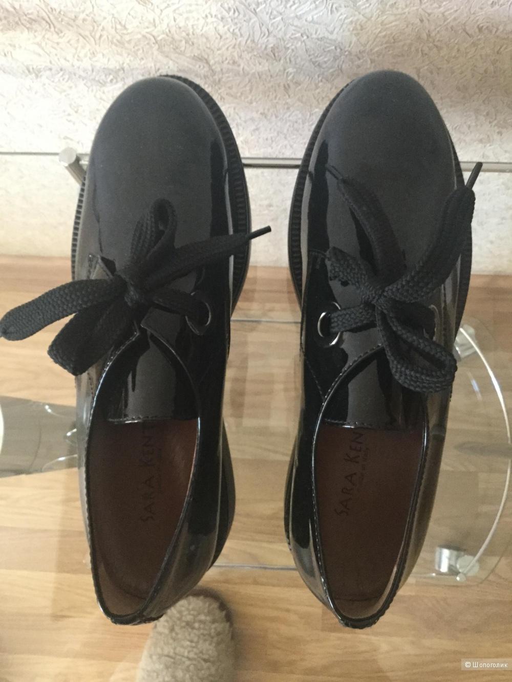 Ботинки женские.  Sara Kent 42.5
