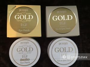 Патчи для глаз PETITFEE GOLD EGF, 2 шт