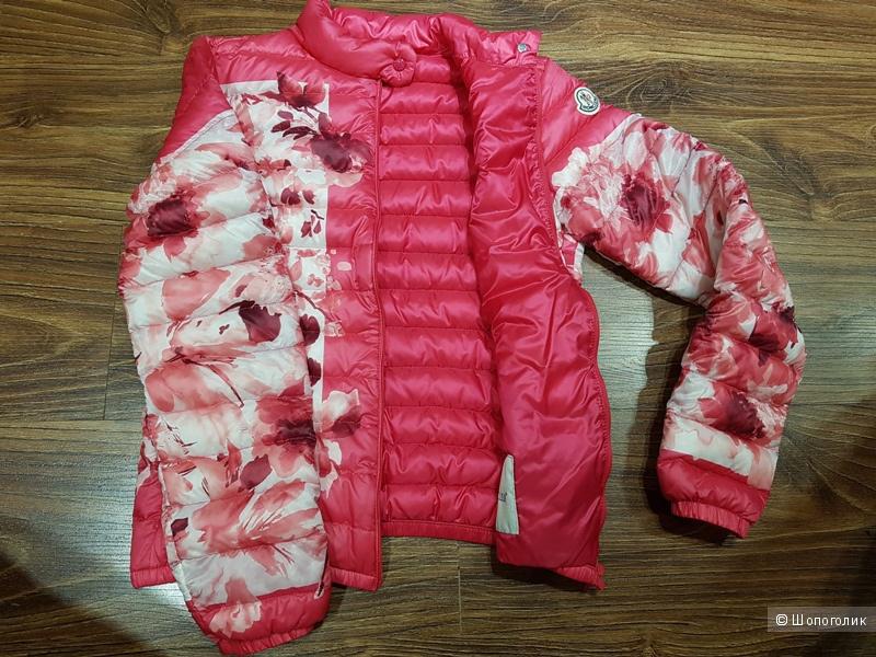 MONCLER пуховая куртка р.44