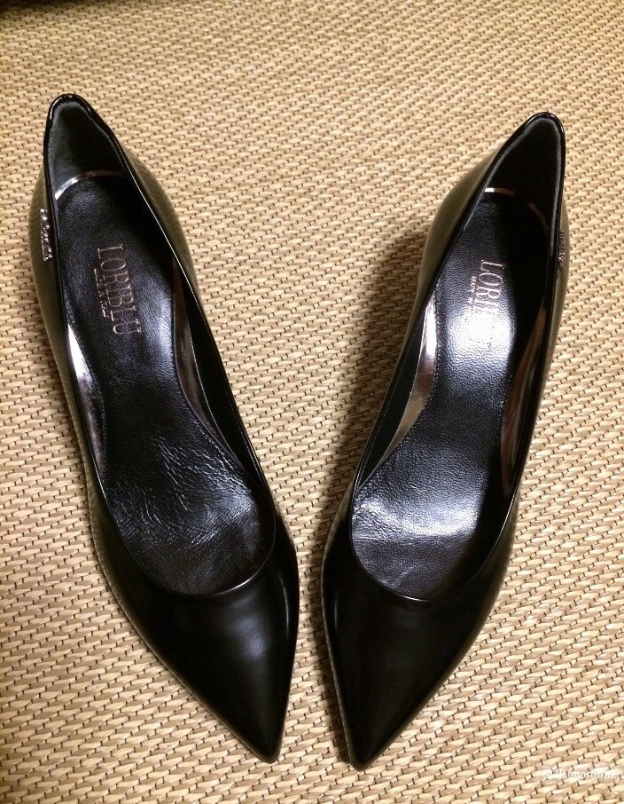 Туфли - лодочки Loriblu,размер 37