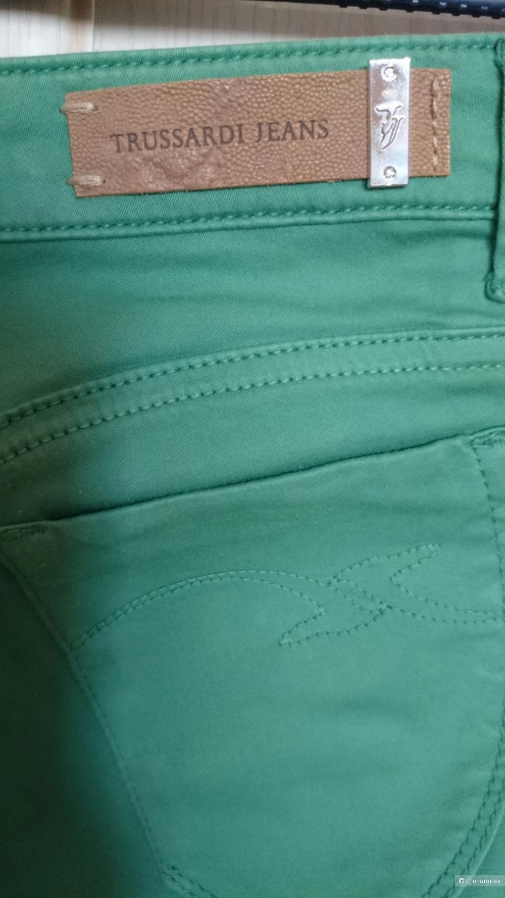 Джинсовые брюки Trussardi,  размер 27