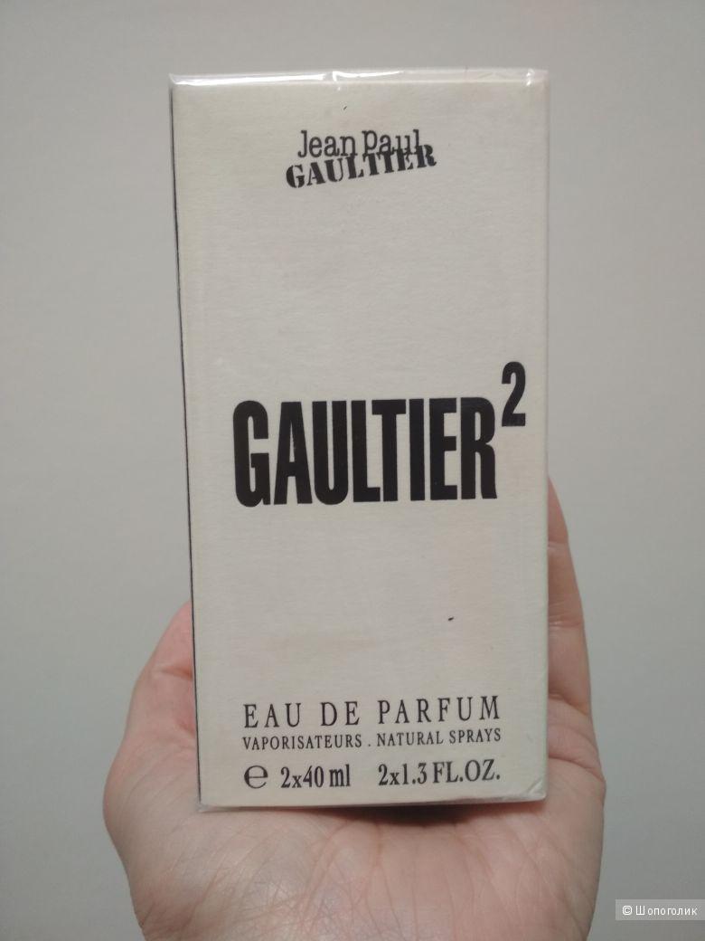 Парфюм Gaultier 2 Jean Paul Gaultier  .40 ×2 мл