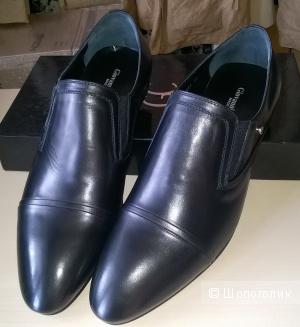Туфли классические Giovanni Ciccioli 42-43 размер