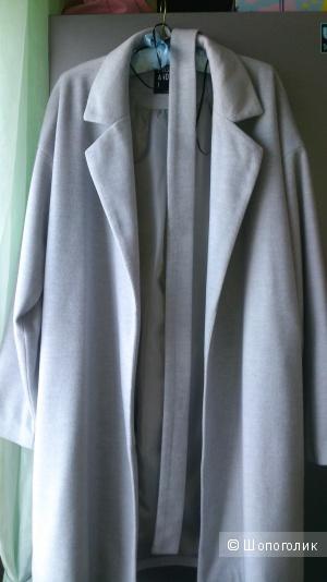 Пальто халат  с поясом First & I размер XL