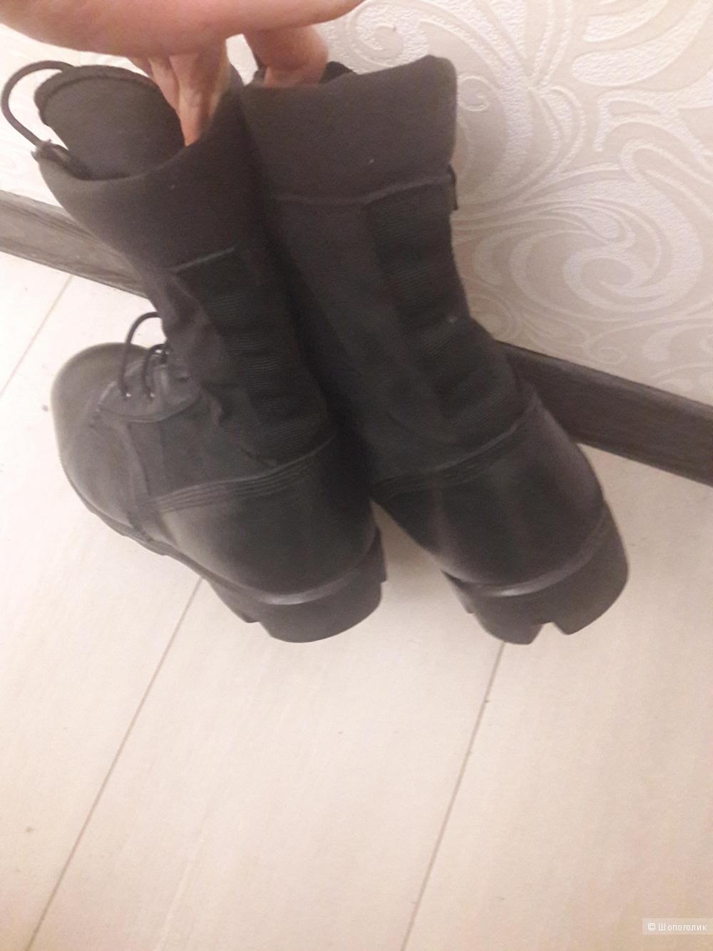 Армейские мужские ботинки, ноу нейм: 8.5 америка