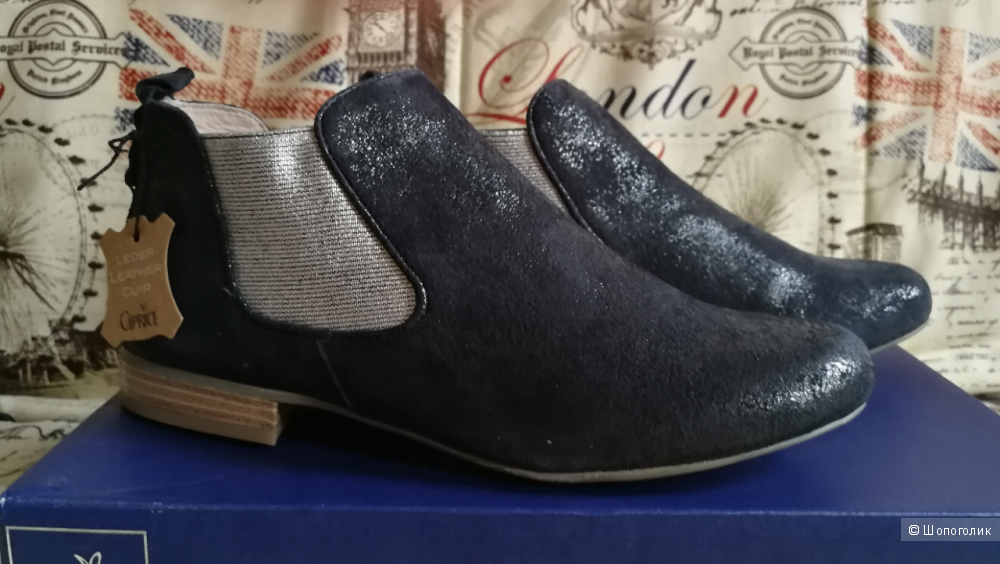 Ботинки челси Caprice, 36 размер