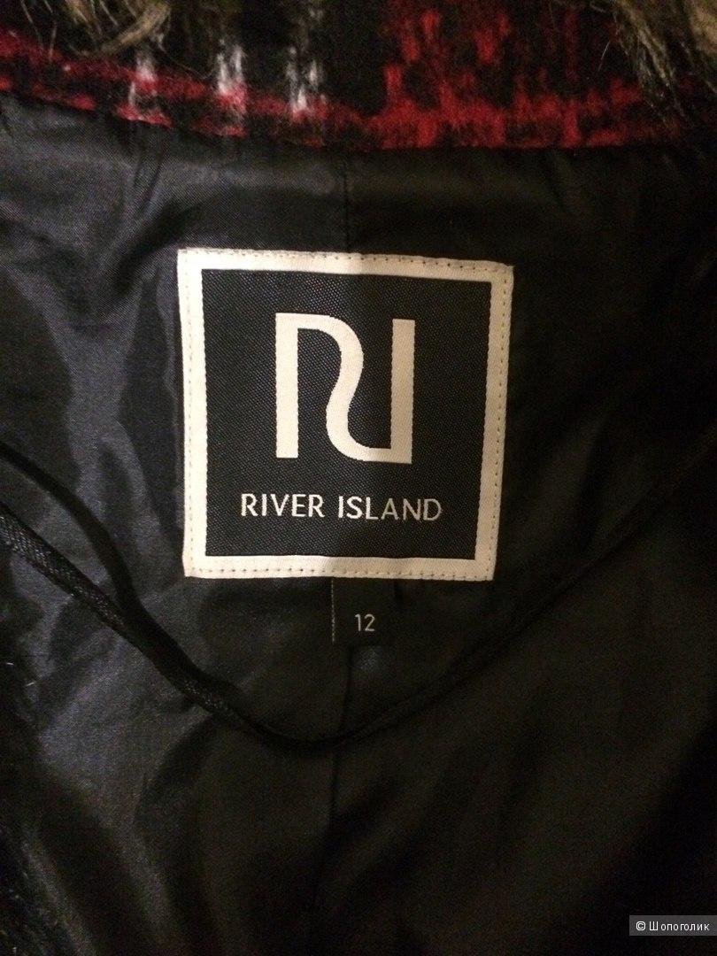 Пальто River Island, размер 12 (М)