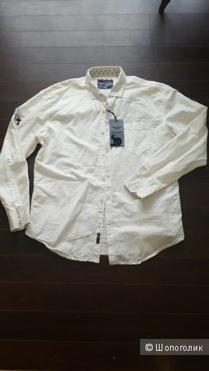 Мужская рубашка RIGS & RAGS , размер 52-54.