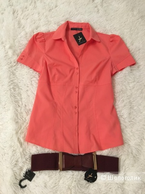 Комплект блузка, размер S+ Ремень Atmosphere