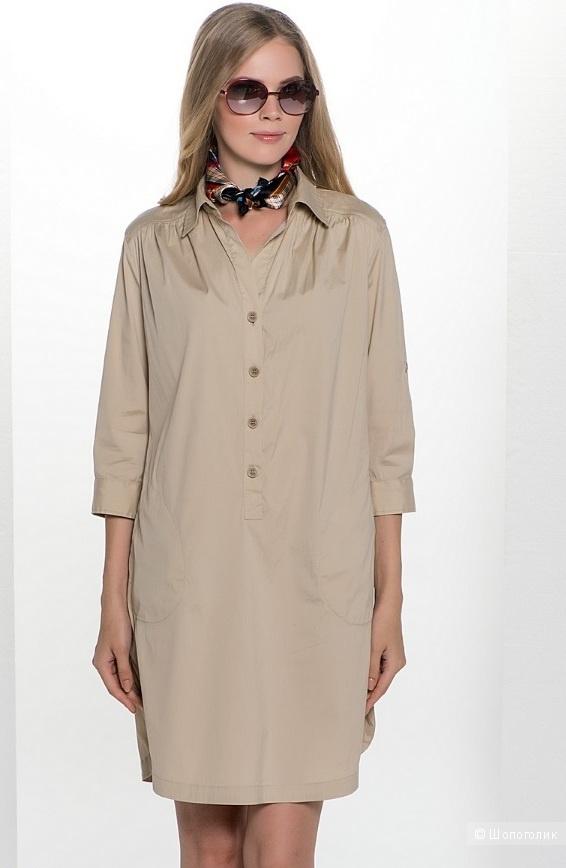 Платье - рубашка Henry Cotton's размер 46