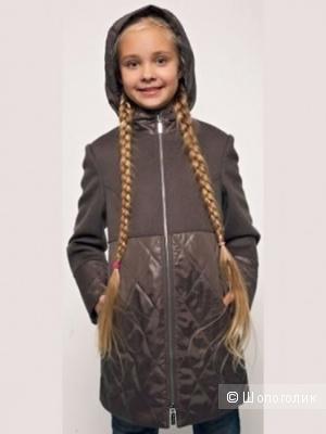 Пальто для девочки cleverly, рост 164