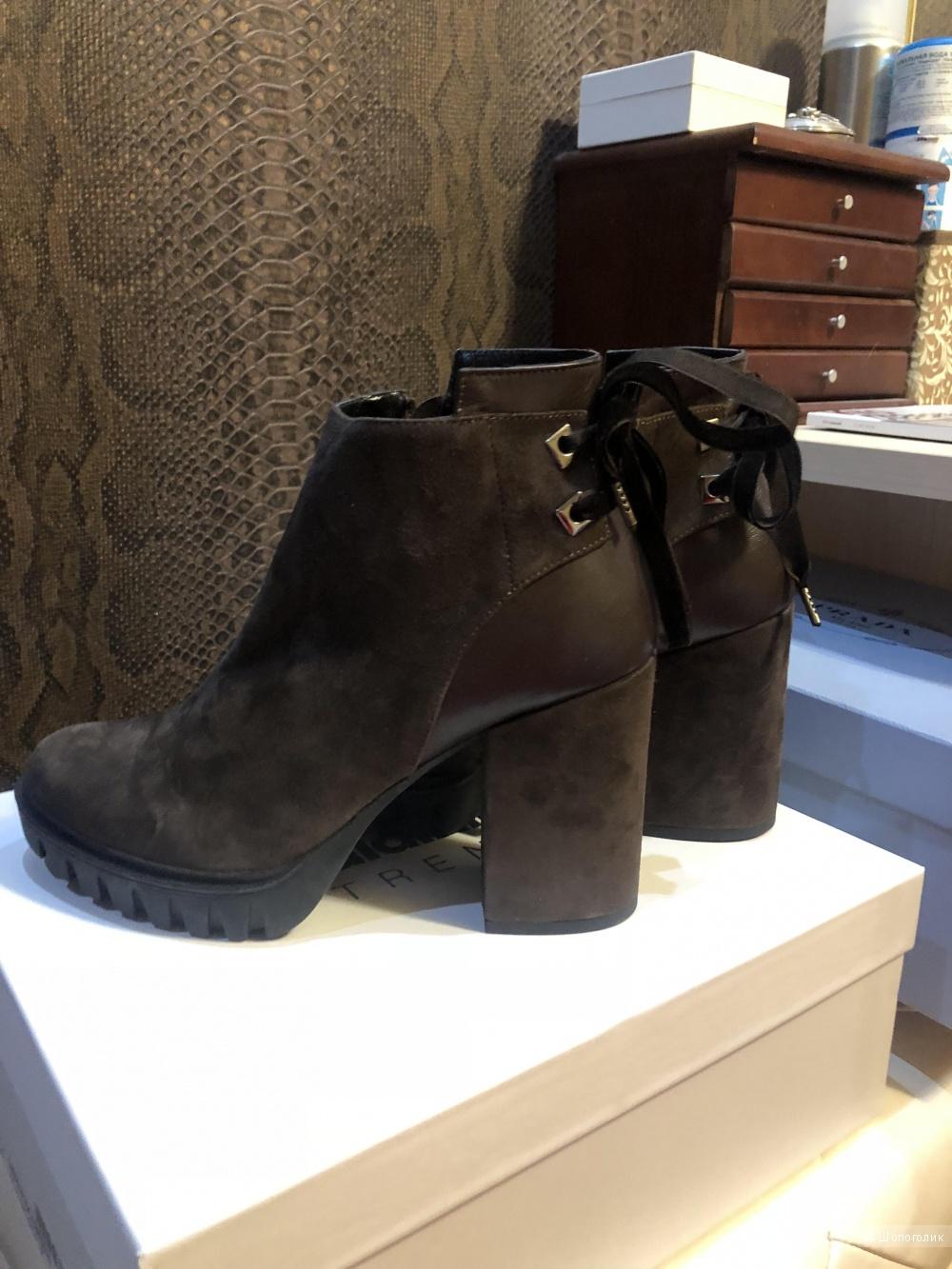 Baldinini ботинки 38 размер
