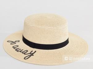 Шляпа ASOS. Размер One size.
