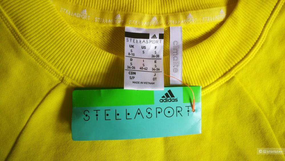 Топ Adidas Stellasport Climolate, размер S, английский 8-10