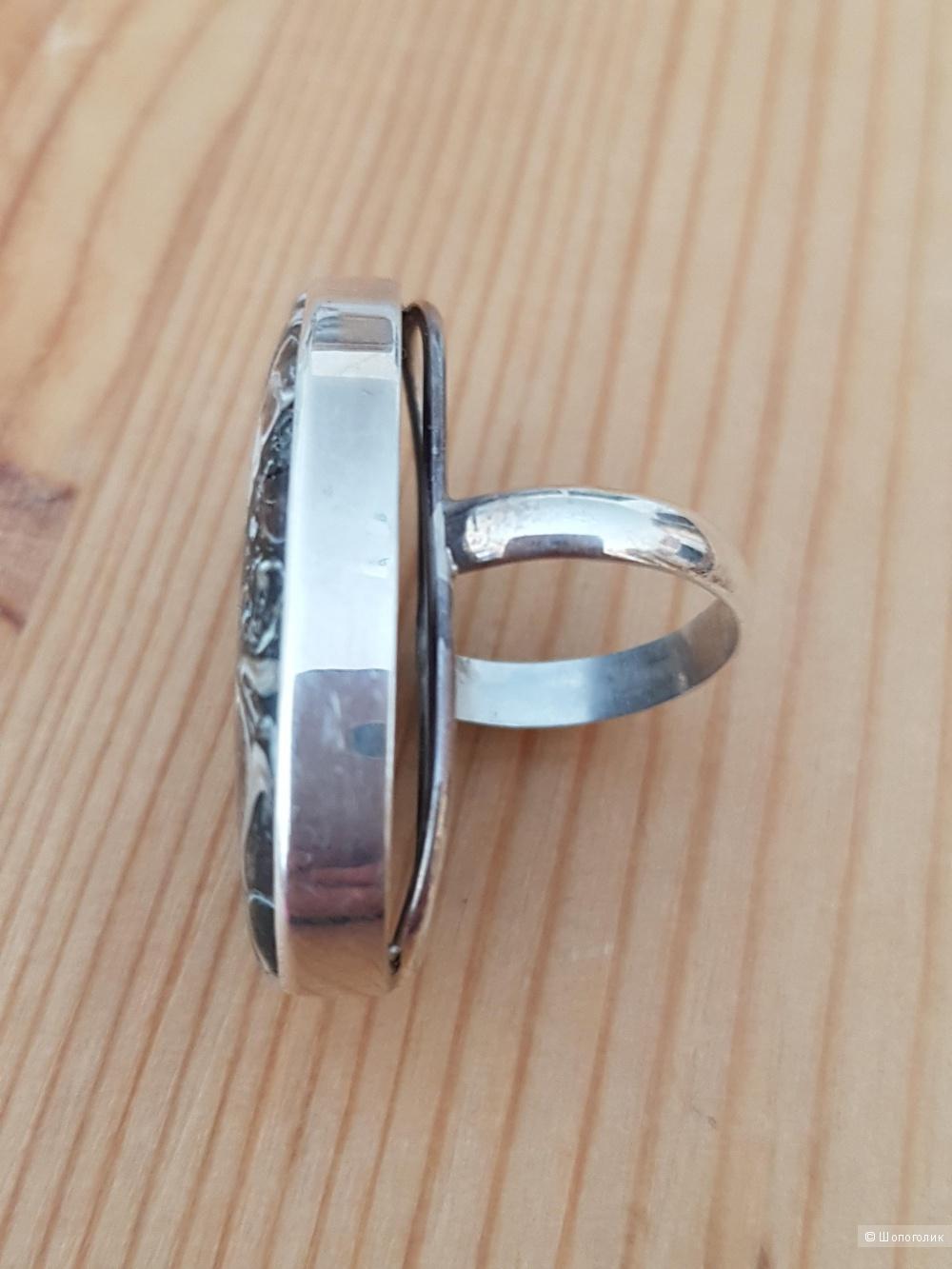 Кольцо NAU, размер 16,5-17,5
