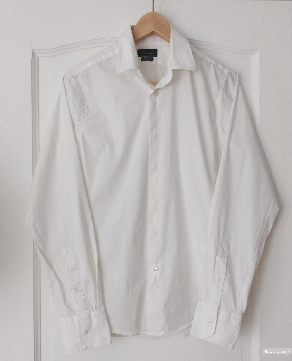 Мужская рубашка, Zara, M