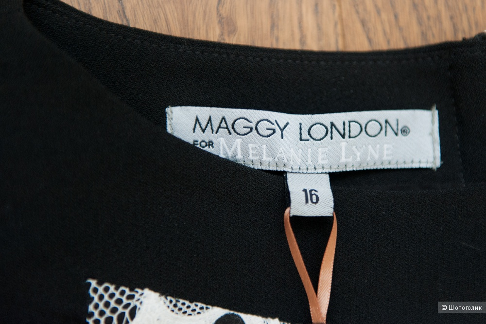 Платье Maggy London р. 16 UK (50-52)