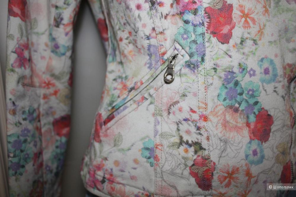 Куртка -косуха  Promod, размер 46-48
