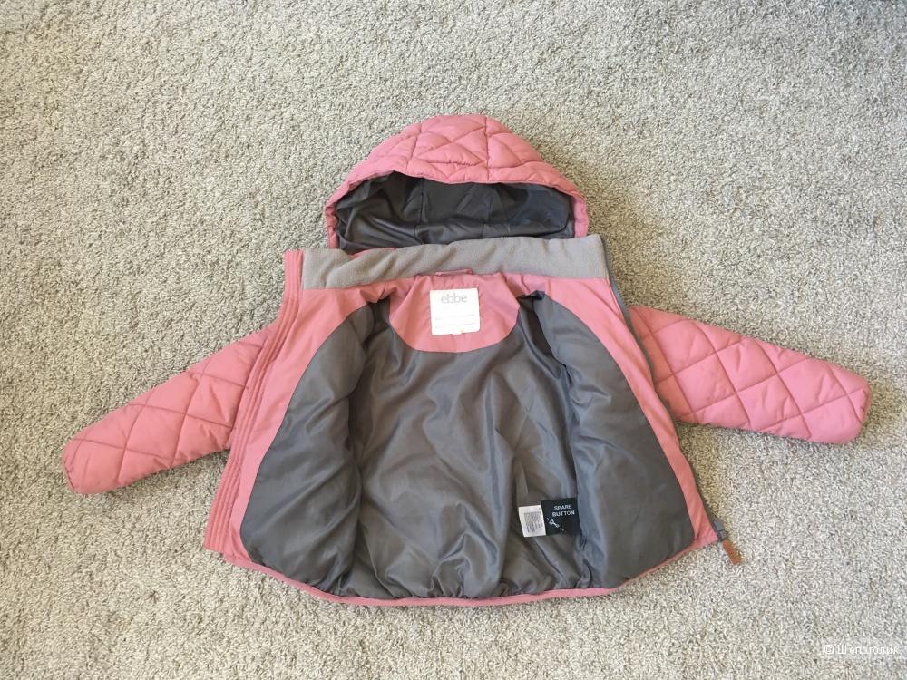 Куртка Ebbe kids 104+6