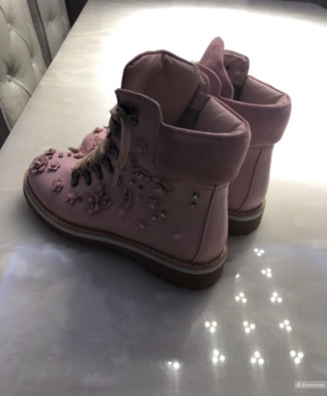 Ботинки No name 38.5