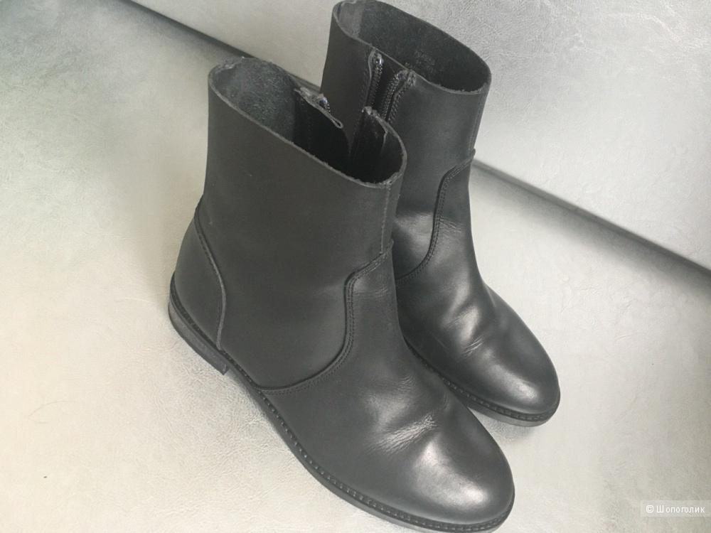 Кожаные челси ASOS UK2 размер