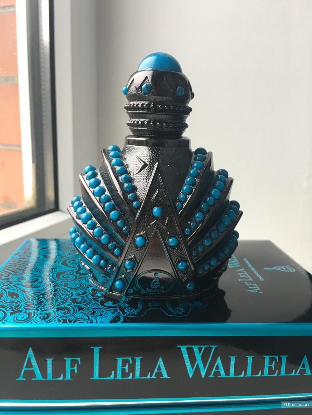 Духи khalis perfume Alf Lela wallela, 12 мл.
