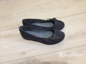 Туфли для девочки.  Dpam. 32 раз.