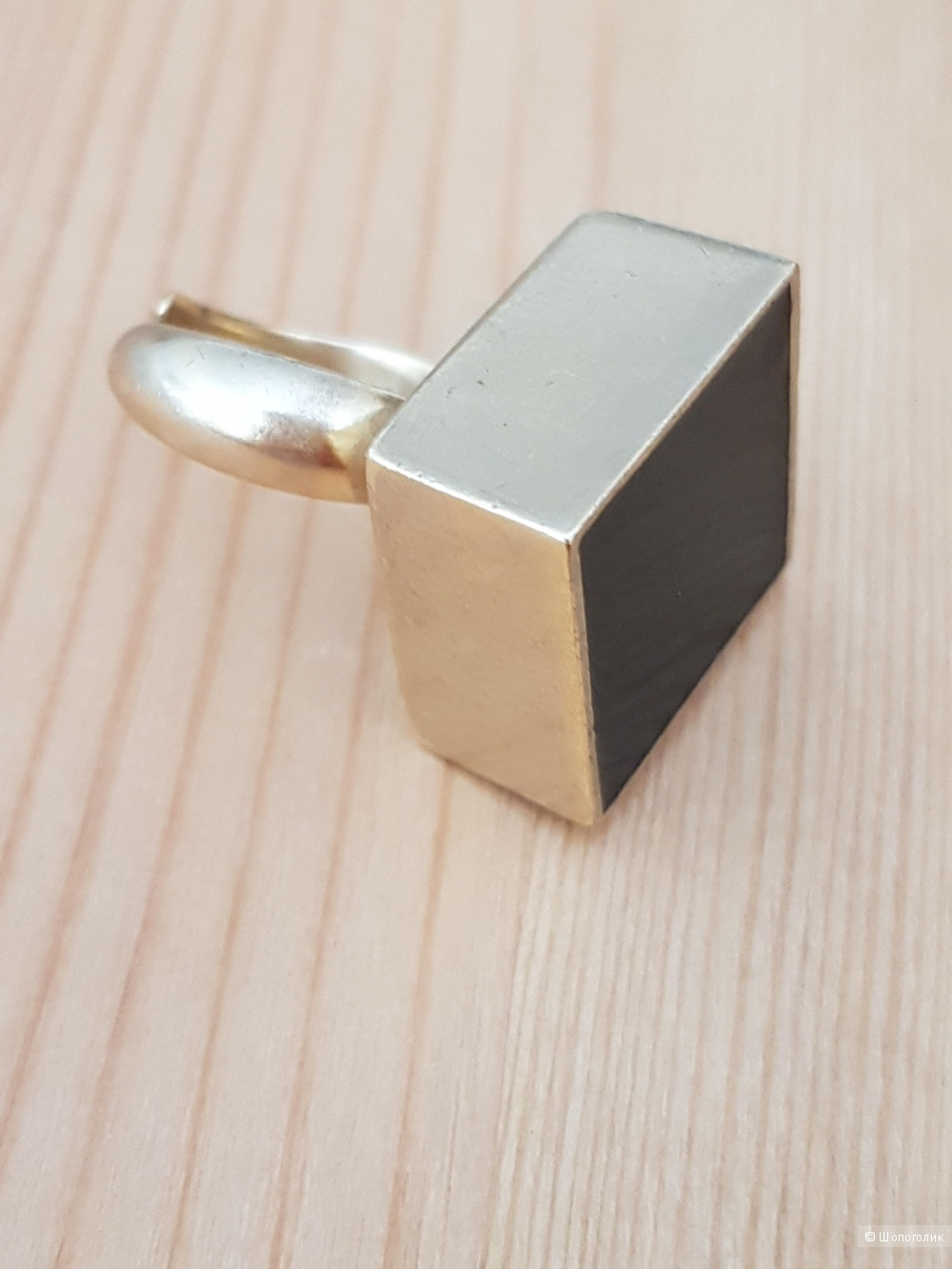 Кольцо PILGRIM, размер регулируется