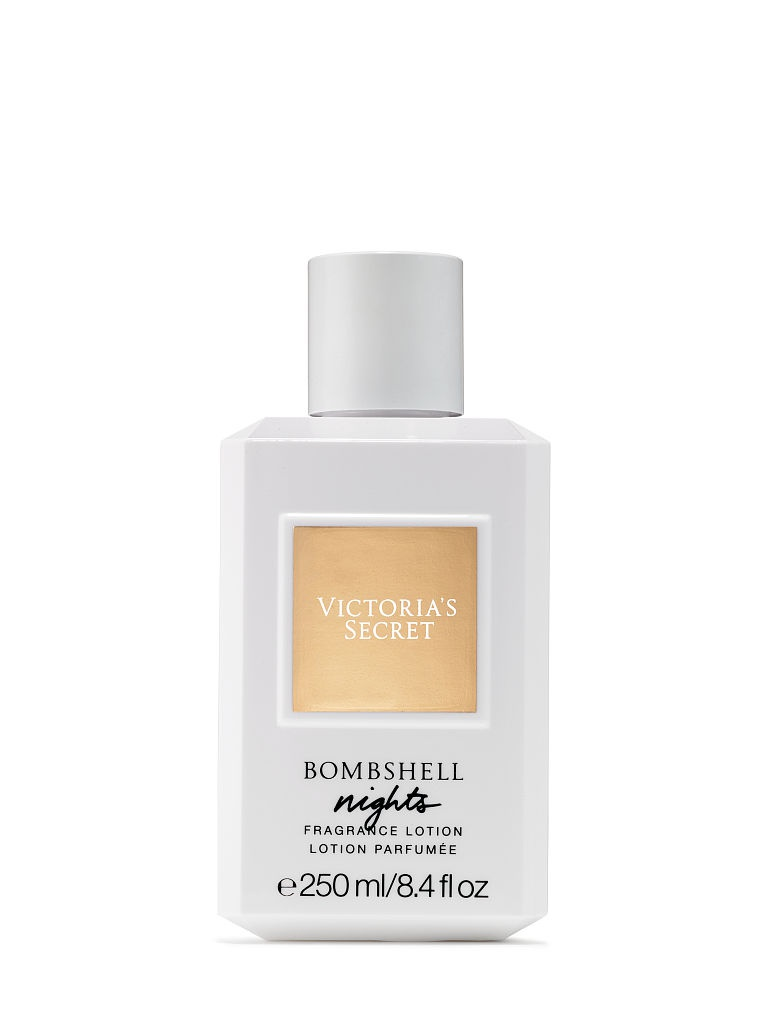 Bombshell Nights Fragrance Lotion, 250 ml