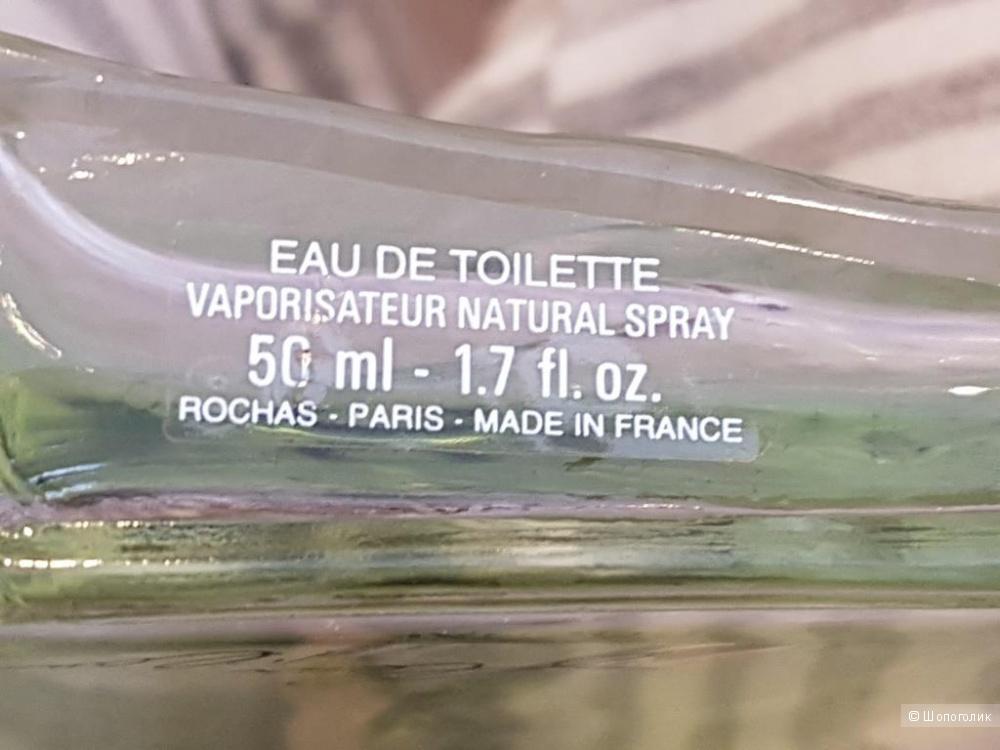 Парфюм Fleur d`Eau Rochas ТВ 48/50 мл