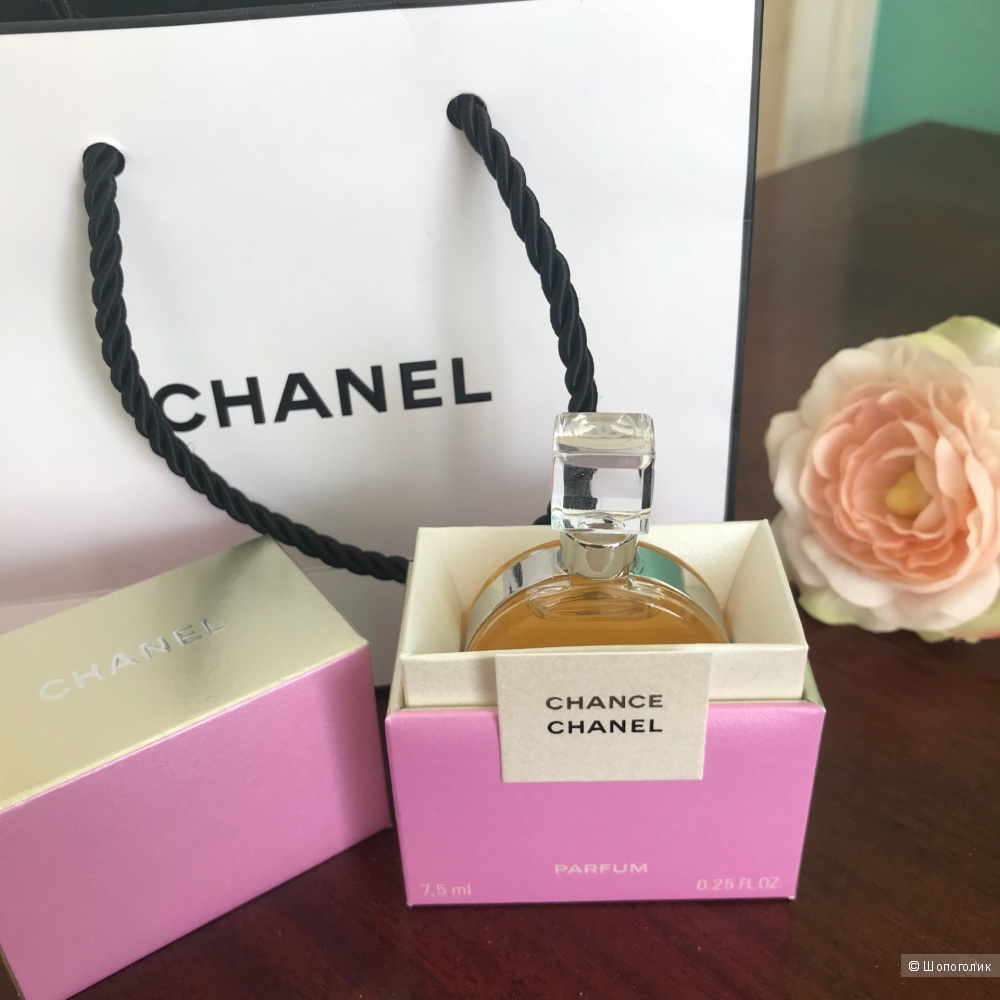Духи Chanel Chance, объем 7.5 мл