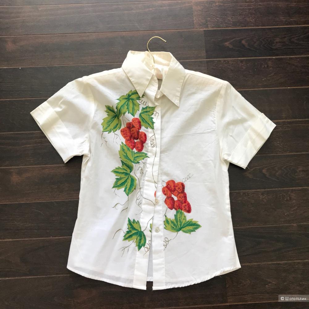 Рубашка   VIVIR I PUNTO,    размер S,M