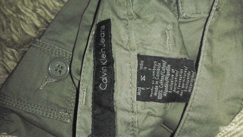 Брюки-карго Calvin Klein, 50-52 размер