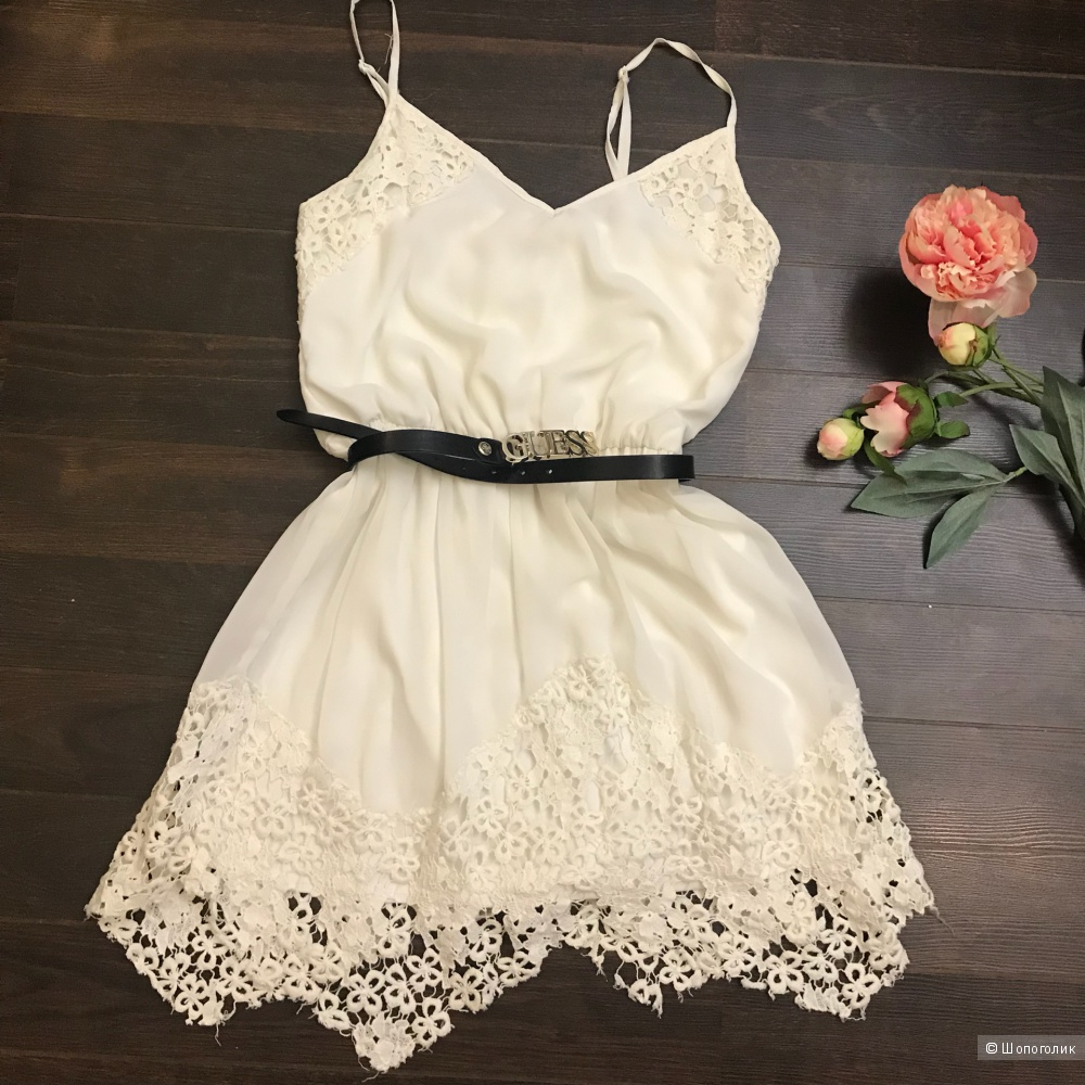 Платье-сарафан BERSHKA, размер M,