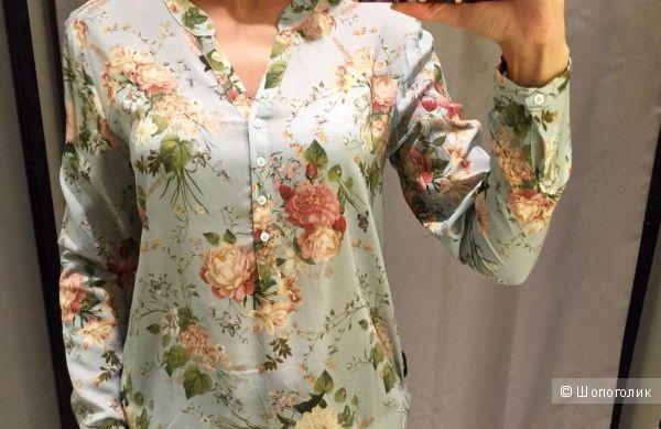 Блуза  Reserved , размер 34 EUR.