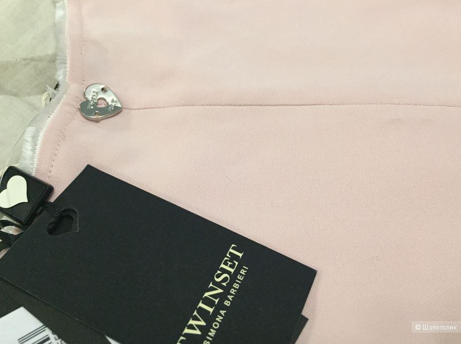 TWIN-SET SIMONA BARBIERI платье р.40ит